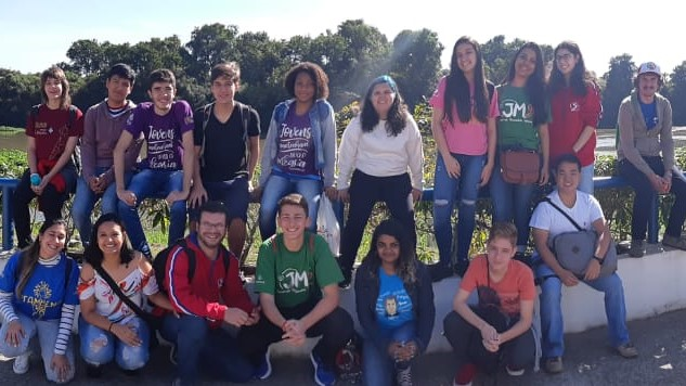 Colégio de Santa Inês participa da Romaria da Família Salesiana 2019